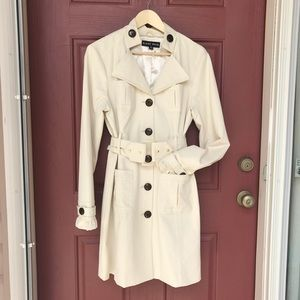 Blanc Noir Cream Jacket